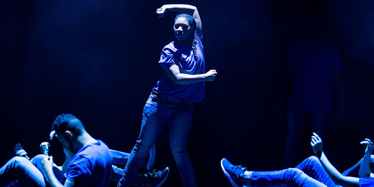 EMANCIPATION OF EXPRESSIONISM A hip-hop dance film from Boy Blue Entertainment directed by Danny Boyle