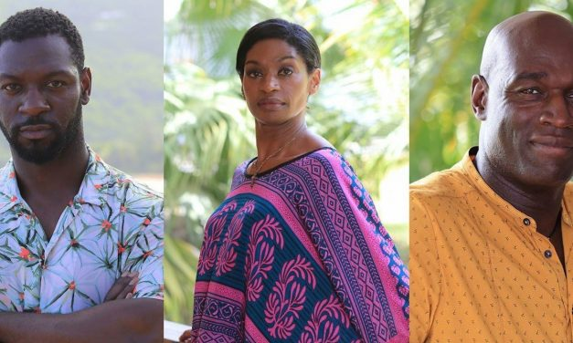 Tonight's Death in Paradise Guest Stars Richie Campbell, Steve Toussaint, Jenny Jules and Clare Perkins!