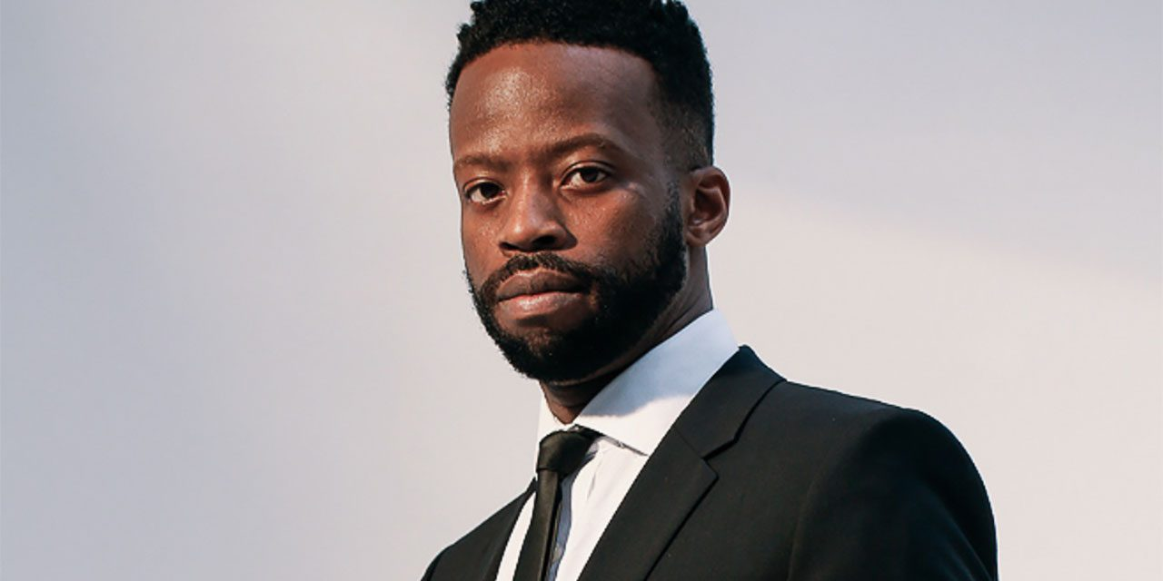 #TBB10 with Clifford Samuel Currently Starring in BBC's New Crime Drama 'McMafia'