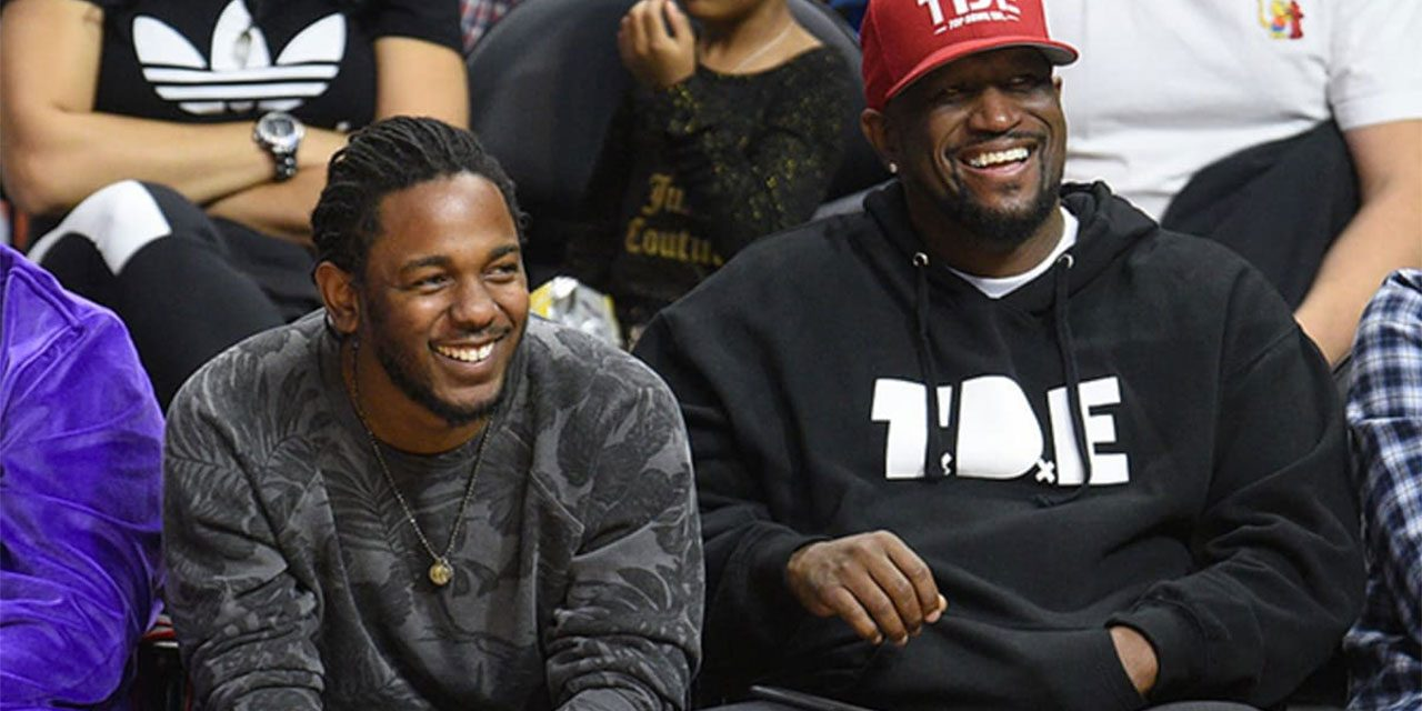 """Grammy® Award–winning Kendrick Lamar & Anthony """"Top Dawg"""" Tiffith will curate and produce """"Black Panther: The Album."""""""
