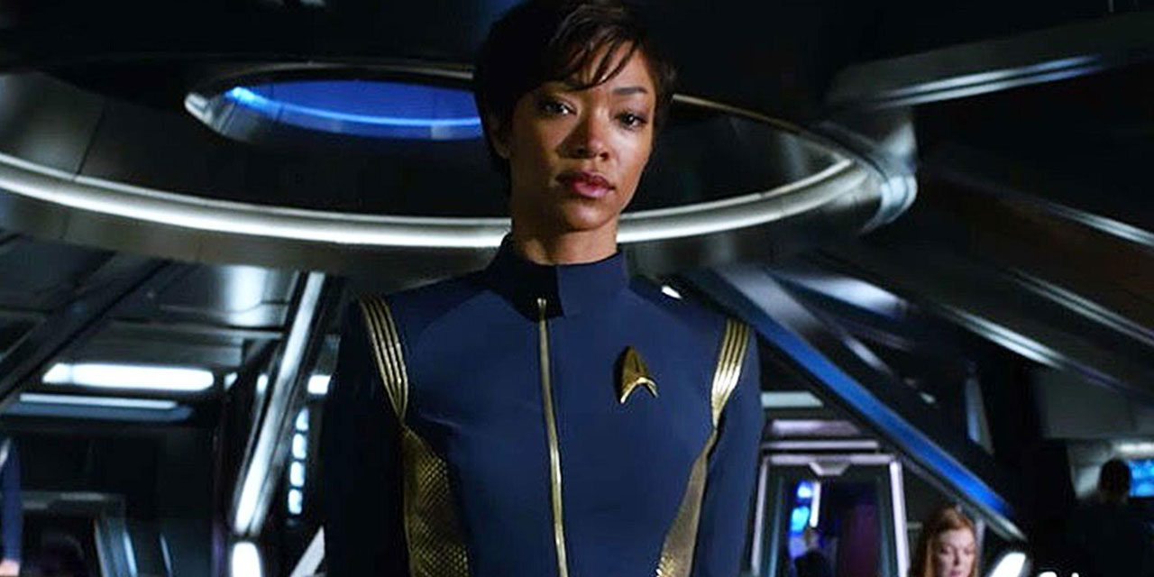 """78% #OutOf100: """"Star Trek: Discovery"""" Episode 1-9 First Chapter Catch Up Ahead of Jan 8th Return to Netflix."""