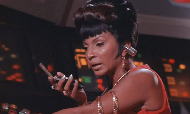 """""""Star Trek: Deep Space Nine"""" Is 25 and All Variety Could Conjure Up Is A Whitewash Of The Cast & A Diss To Uhura!"""