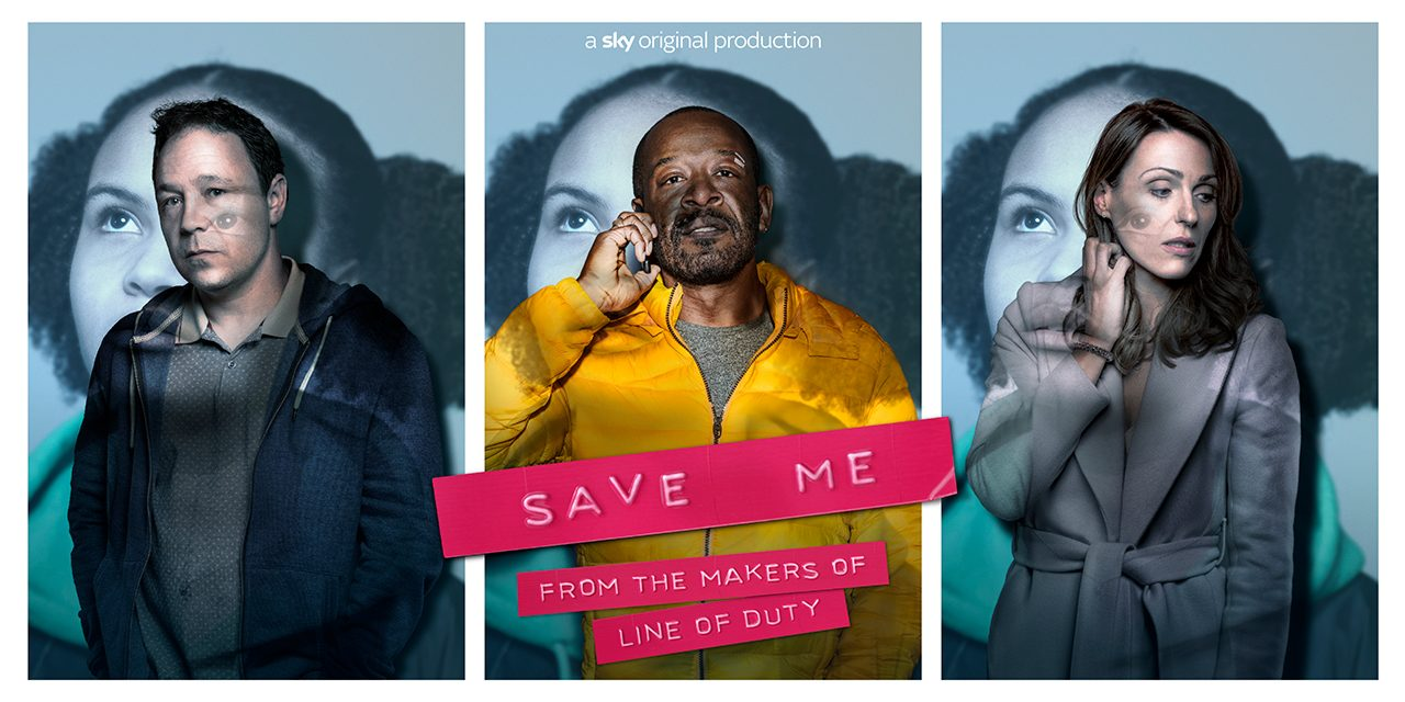 """96% #OutOf100: British Acting Legend Lennie James is Note-Perfect in Sky Atlantic's """"Save Me"""""""