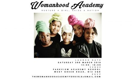 Following the success of the Manhood Academy, Womanhood has now been born!
