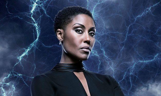 "#TBB10 With British Queen of Sci Fi & Fantasy, ""Black Lightning""  star, Christine Adams"