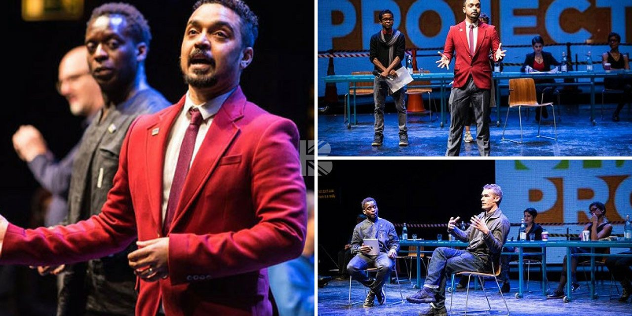Act for Change 2015: Theatre and Diversity @ The National Theatre. A TBB Overview…