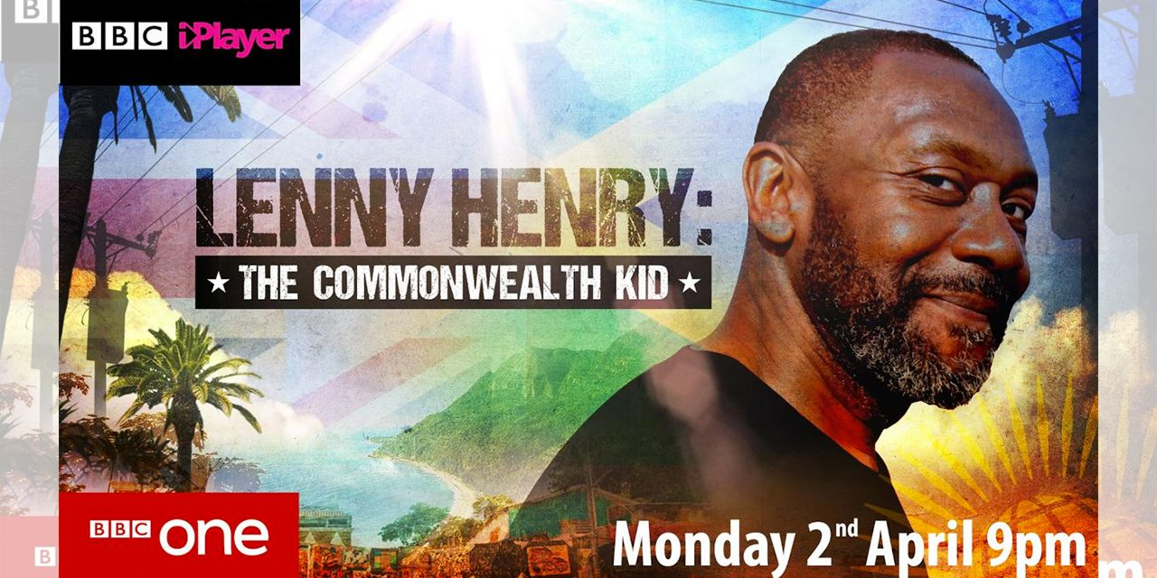 Watch Lenny Henry, The Commonwealth Kid, Easter Monday 2nd April 9pm, BBC1