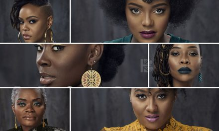 """""""Proud to be me"""" #Afrovisibility billboard campaign 2018 Challenges Beauty Standards"""
