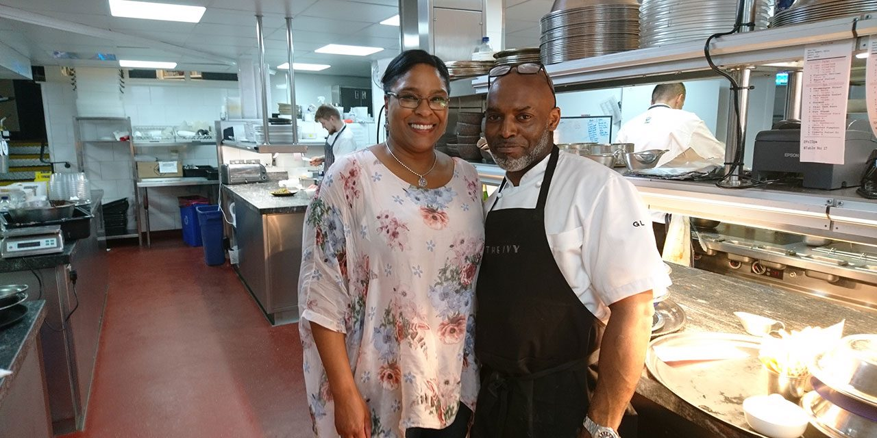 TBB Catches Up With The Ivy's Executive Chef Gary Lee and the Expanding Ivy Cafe Collection