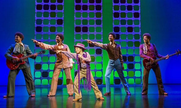 "Berry Gordy's ""Motown: The Musical"" Tells of The Label, Not The Man! – 78% #OutOf100"