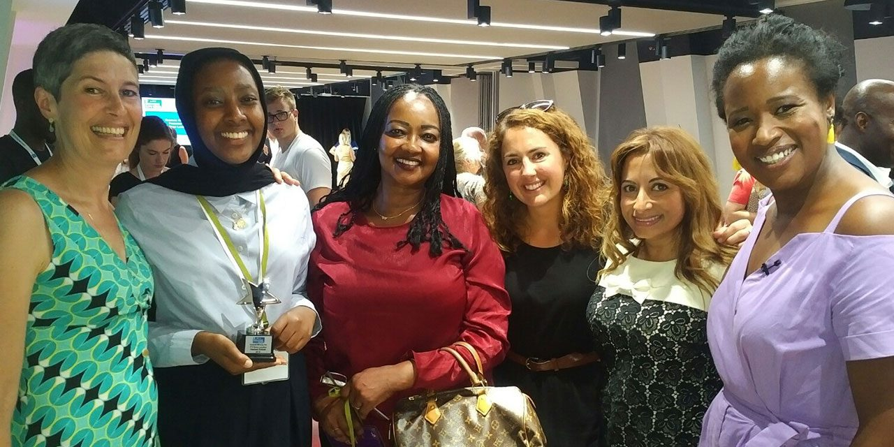 Young Grenfell Activist Wins National ITV News' 'Breaking Into News' Competition