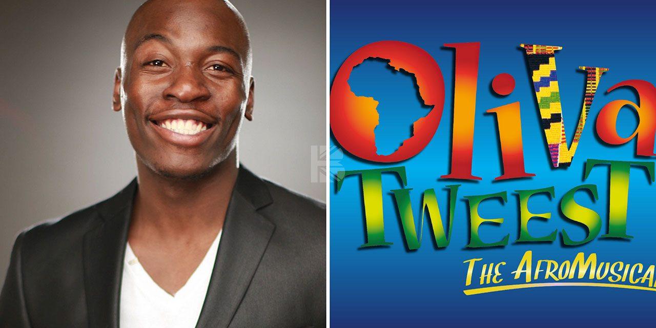 Comedian Eddie Kadi Joins 'Oliva Tweest: The Afromusical' Cast As Baba Host