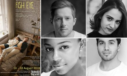 'Fish Eye' at the Tabard Theatre – 60% Out Of 100