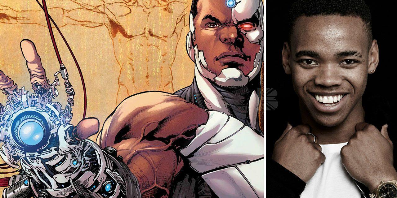 Joivan Wade Cast as 'Cyborg' in New DC Series 'Doom Patrol'