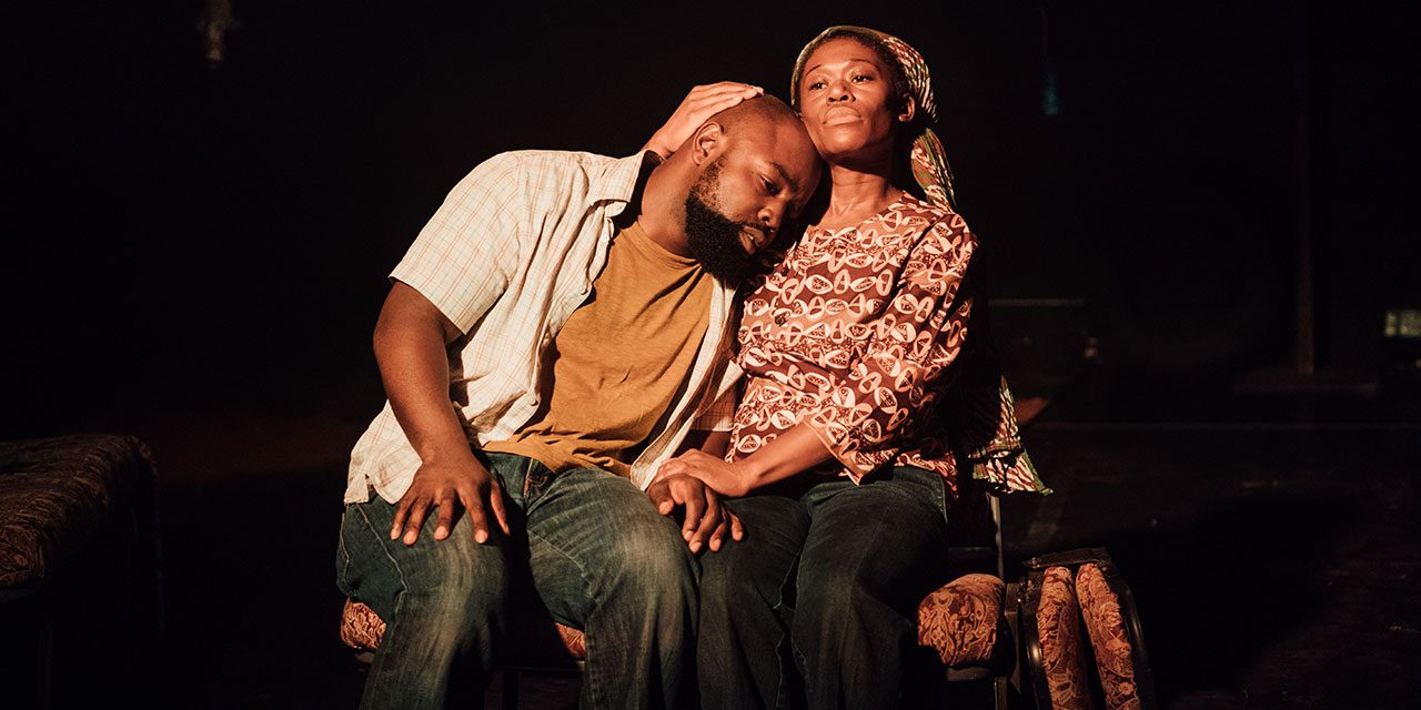 The Dark @ Ovalhouse Theatre – 75% Out Of 100