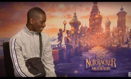 TBB Talks to … Jayden Fowora-Knight, 'Captain Philip' in Disney's Nutcracker