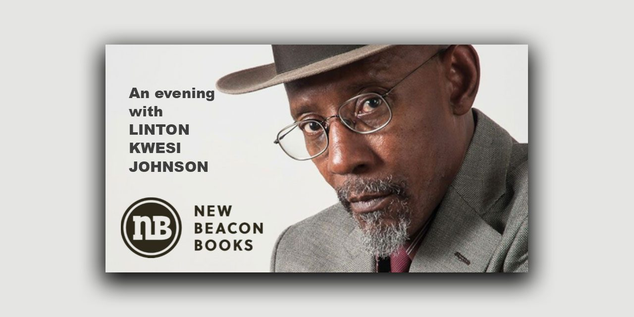 An Intimate Evening with Linton Kwesi Johnson