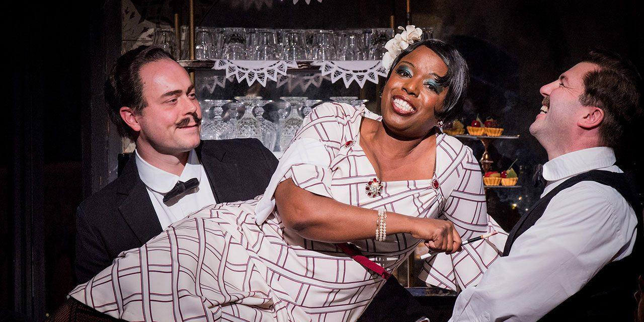 TBB Talks to… British Black Lyric Soprano Nadine Benjamin currently starring in Eno's La Bohème