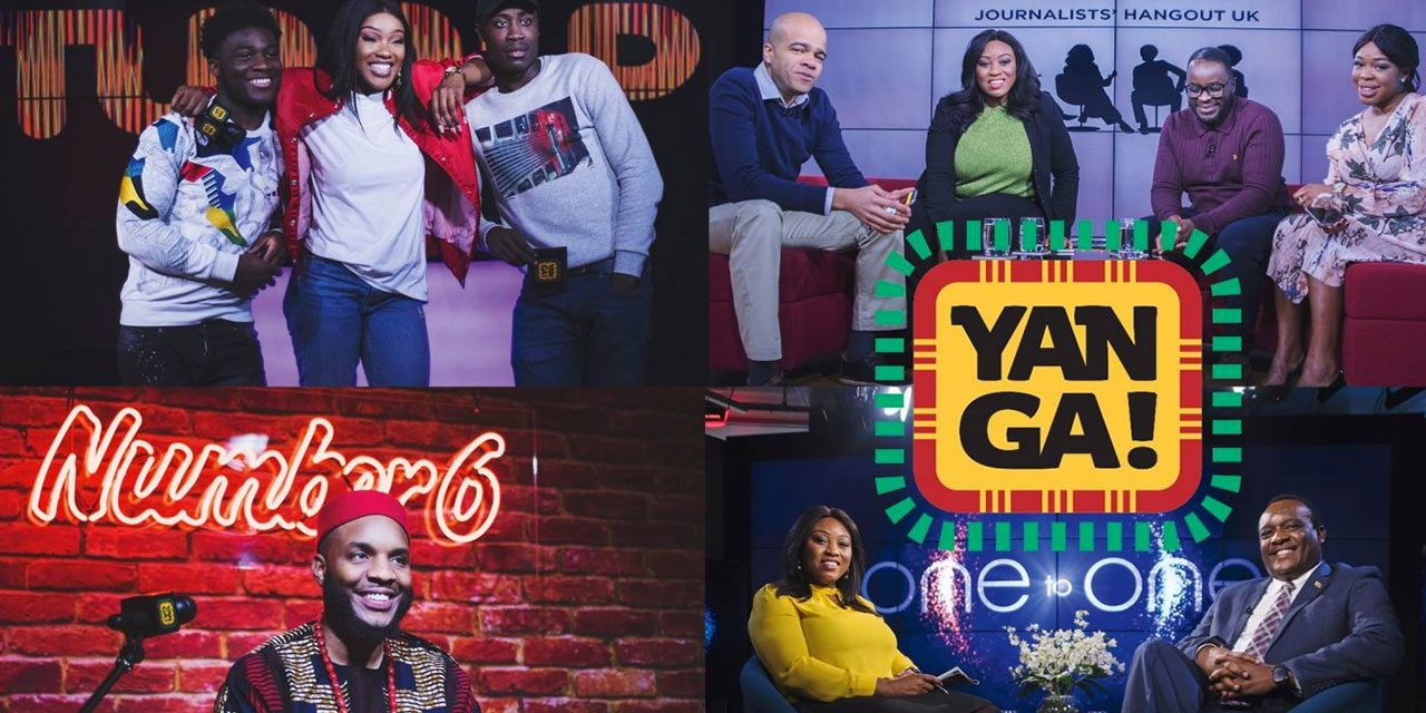 Africa MediaWorks Launches YANGA! Shop – Teleshopping for African Diaspora in the UK.