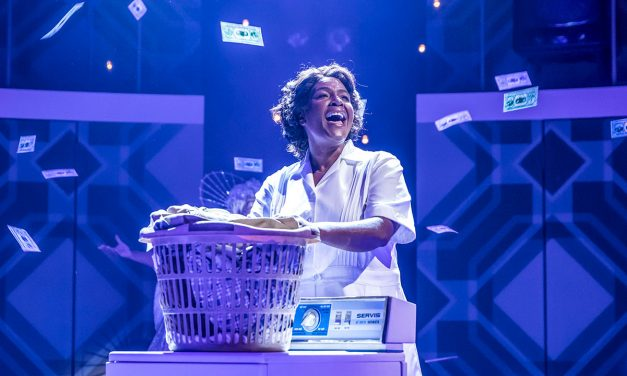 TBB Talks to … Sharon D. Clarke