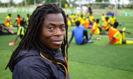 TBB Talks to … Ade Adepitan about his tour of Africa for BBC.