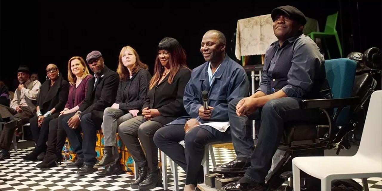 Desmond's 30th anniversary celebration at Theatre Peckham