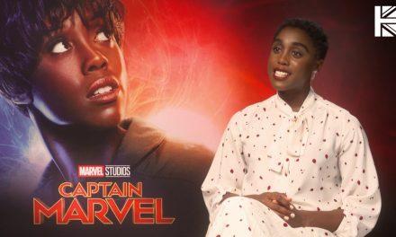 TBB Talks to … Lashana Lynch aka Captain Marvel's 'Maria Rambeau'