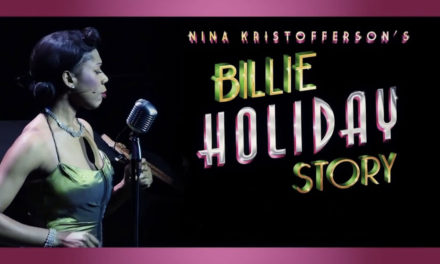Book your tickets to see Nina Kristofferson sing Billy Holiday classics …