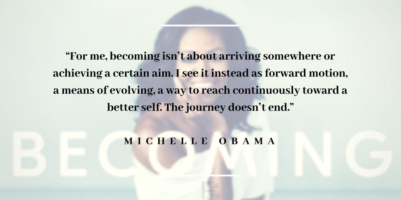 Michelle Obama returns to London April 14th