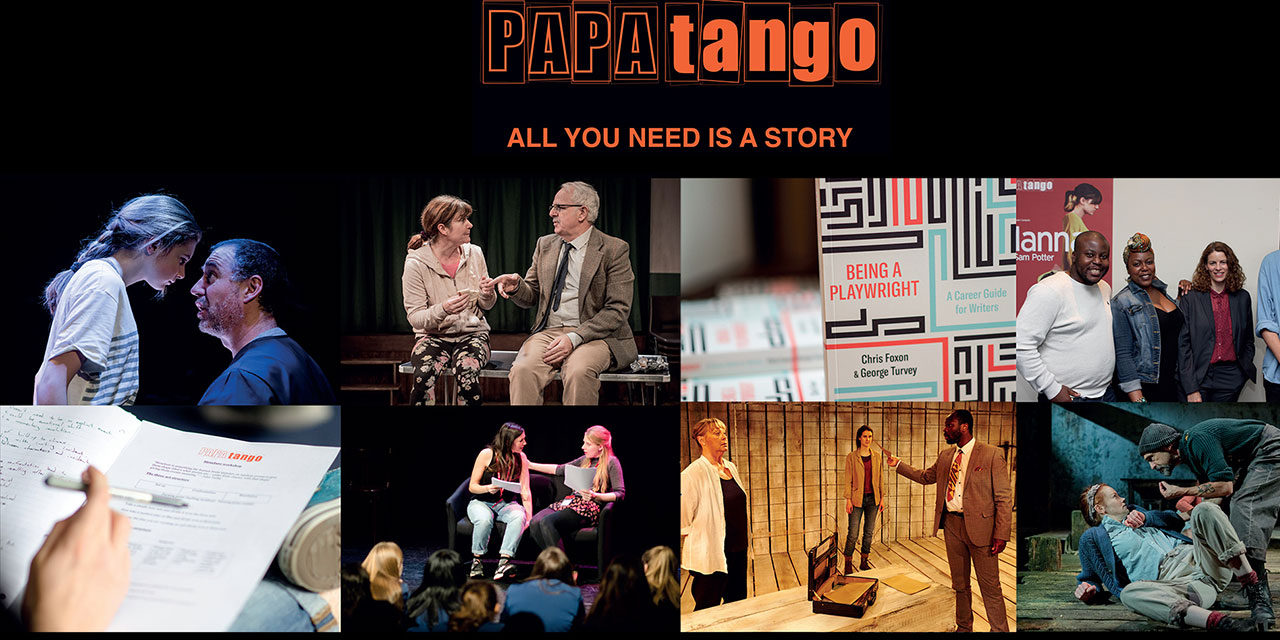 Papatango launches WriteWest for Playwrights from SW England