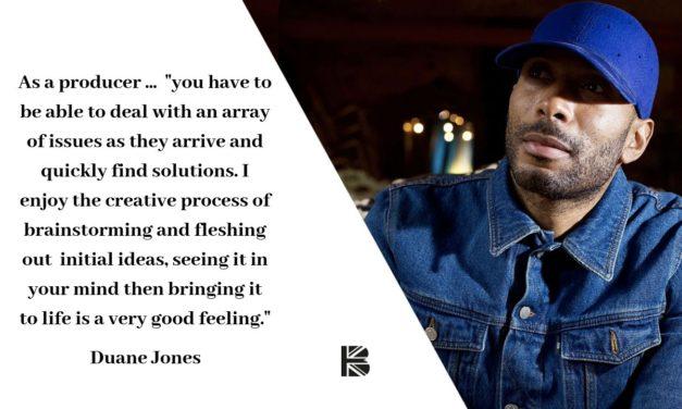 TBB Talks to … the Renowned Duane Jones