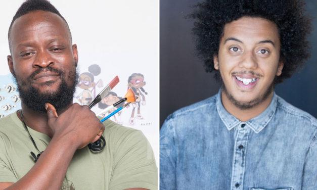 TBB Talks Looks Up with Dapo Adeola & Nathan Bryon