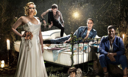 A Midsummer Night's Dream @ Bridge Theatre – 100% Out Of 100