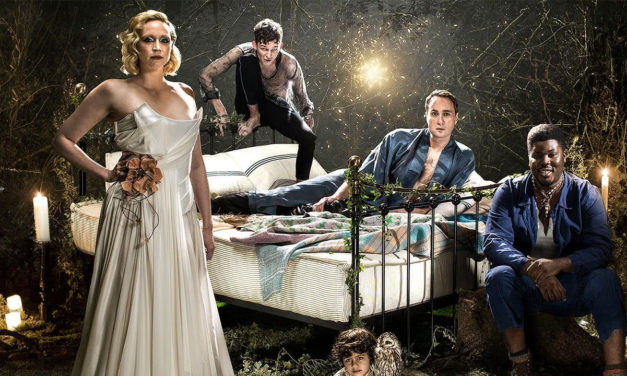 A Midsummer Night's Dream @ Bridge Theatre – 100% Out Of 100