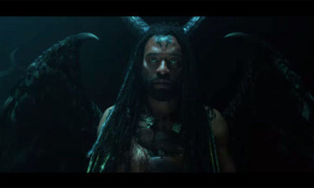 Glimpse Chiwetel Ejiofor as a Fairy King in new Maleficent 2 Trailer