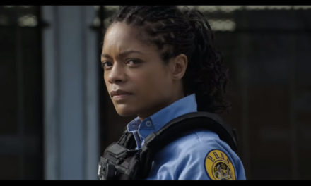 Naomie Harris gets Black and Blue with Tyrese in cop feature