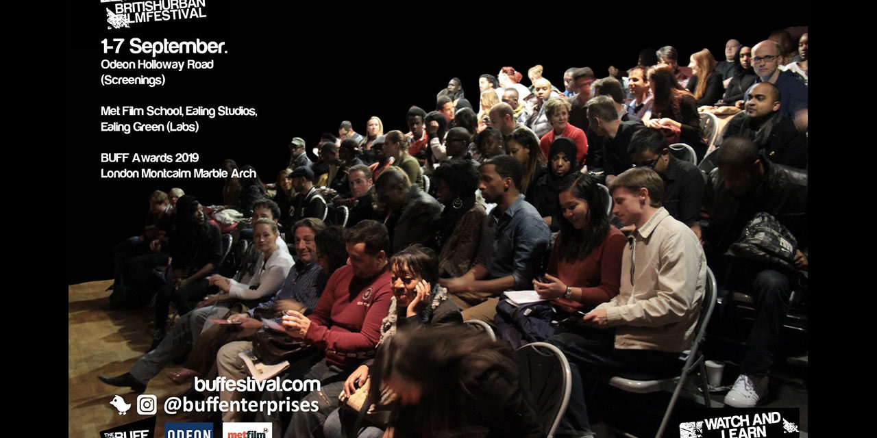 The British Urban Film Festival returns for 2019