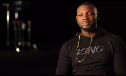 TBB Exclusive! Rapman discusses the making of Blue Story