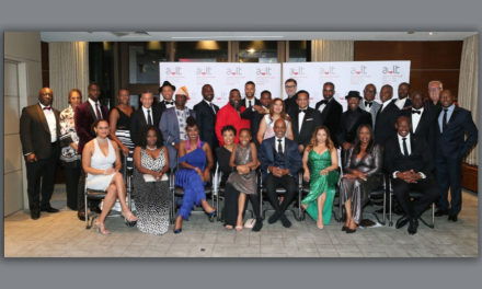 British Black Celebrities Show Support at ACLT Gift of Life Fundraising Ball
