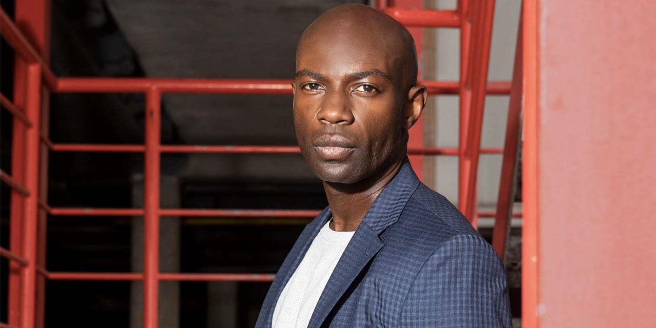 David Gyasi set to play 1st Black Marshal Bass Reeves in Western 'Hell On the Border'