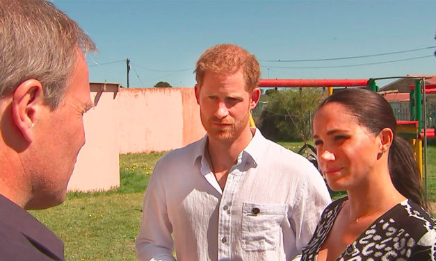 Harry & Meghan: An African Journey –  ITV, 9pm October 20th