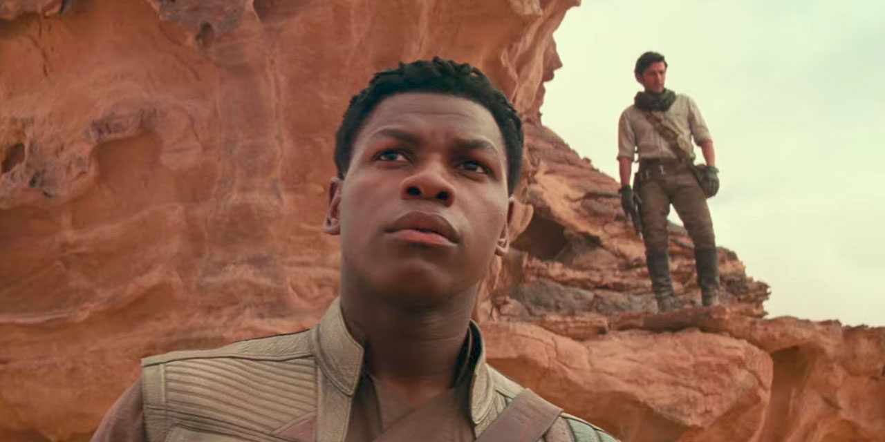 John Boyega to lead sci-fi 'They Cloned Tyrone'