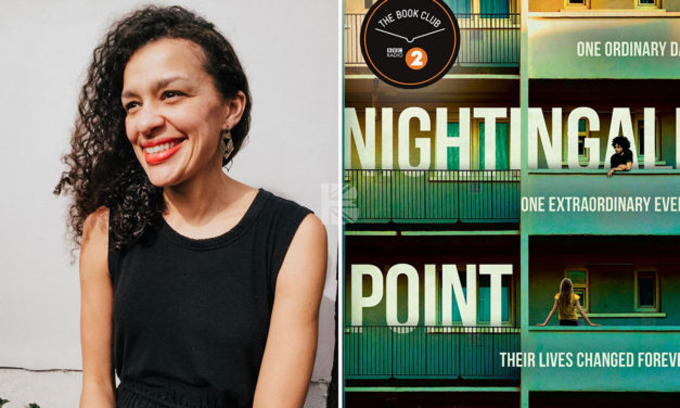 Nightingale Point by Luan Goldie – 95% Out Of 100