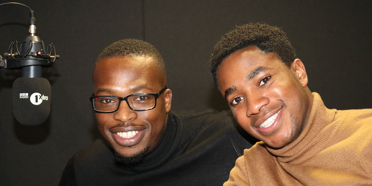 TBB Talks … Meet the Adebanjos for BBC Radio 1Xtra