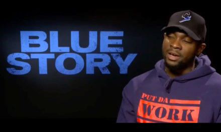 TBB Talks to … Rapman director and writer of Blue Story