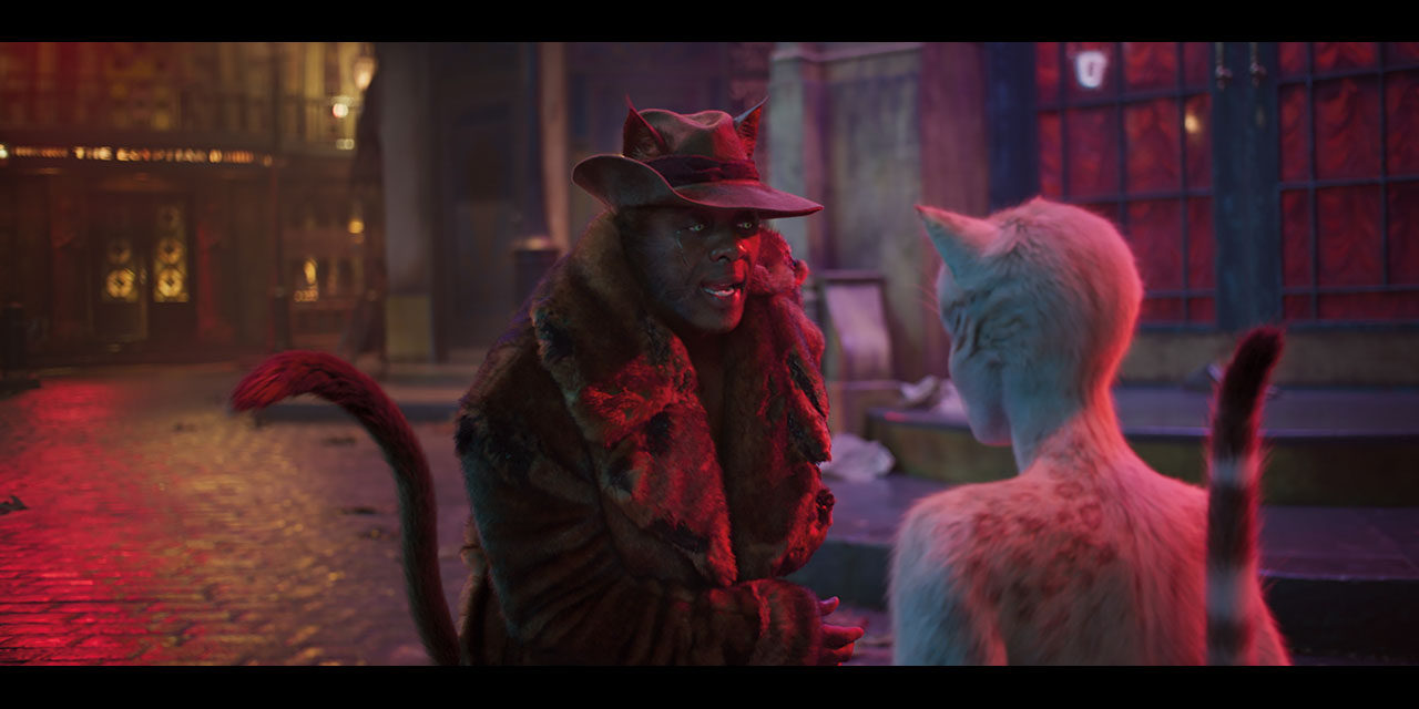 See Idris Elba and Jennifer Hudson in the latest Cats trailer …