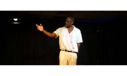TBB Talks to… poet and writer jahmar ngozi about his new show 'broken English'
