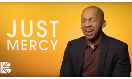 TBB Talks to … the lawyer who inspired 'Just Mercy', Bryan Stevenson