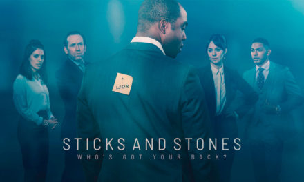 ITV's Sticks and Stones – How not to be black at work PSA: 55/100