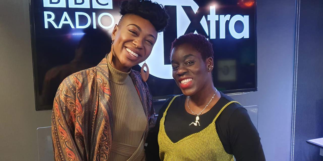 TBB Talks to … Miriam-Teak Lee for BBC Radio 1Xtra